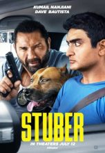 Stuber (2019) (In Hindi)