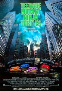 Teenage Mutant Ninja Turtles (1990) (In Hindi)