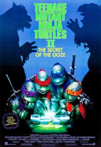 Teenage Mutant Ninja Turtles II – The Secret of the Ooze (1991) (In Hindi)