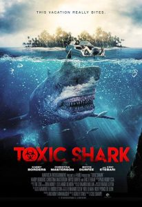 Toxic Shark (2017) (In Hindi)
